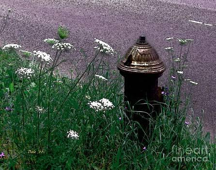 Dale   Ford - Hydrant de Fleur