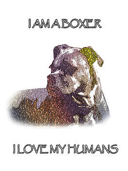 Barry Jones - Dog - Boxer - Pet - I Am A Boxer-2