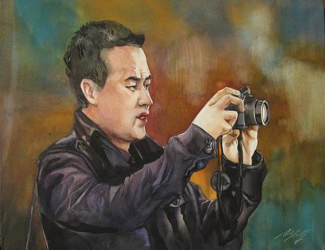 Alfred Ng - I am a tourist