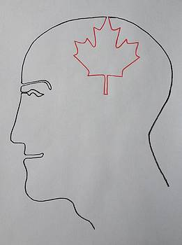 I am Canadian by Peter Virgancz