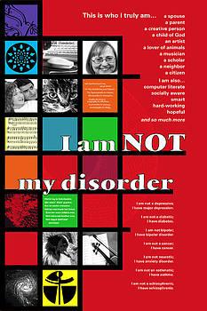 Chuck Mountain - I Am NOT My Disorder