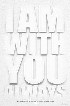 I Am With You by Shevon Johnson