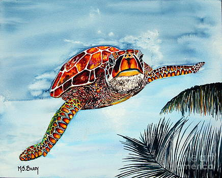 I Beleive I Can Fly by Maria Barry