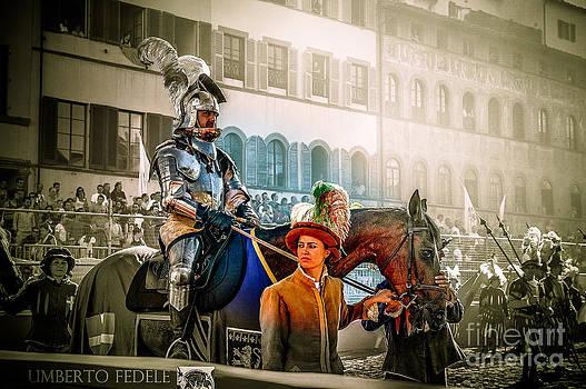 I Cavalieri Si Stanno Preparando ... by Umberto Fedele