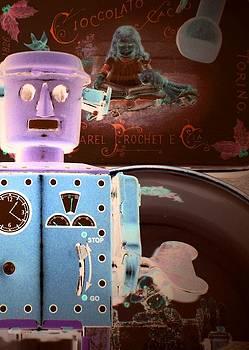 Donatella Muggianu - I DID NOT WANT TO BECOME A ROBOT II