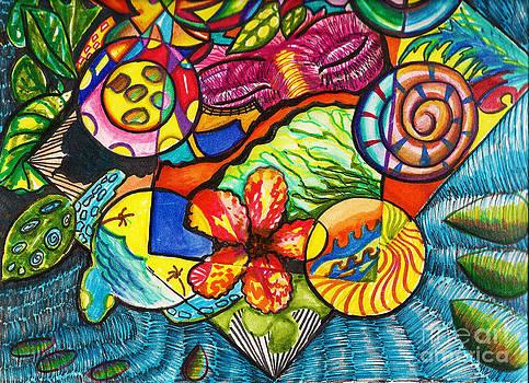 I dream of an Island by Donna Chaasadah