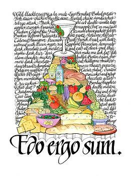 I Eat Therefore I Am by Sally Penley