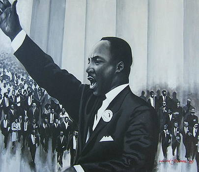 I Have A Dream by Howard Stroman