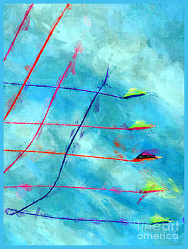 Kites in Flight by Jack Gannon