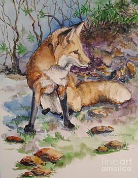 I Hear the Dogs by Carole Powell