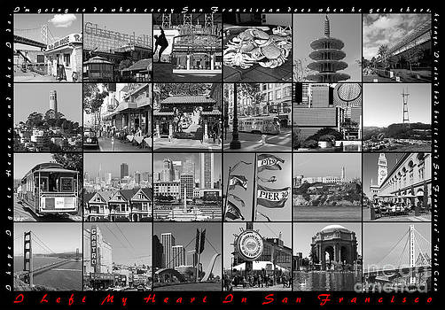 Wingsdomain Art and Photography - I Left My Heart In San Francisco 20150103 horizontal with text bw
