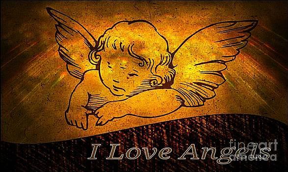 Daryl Macintyre - I Love Angels