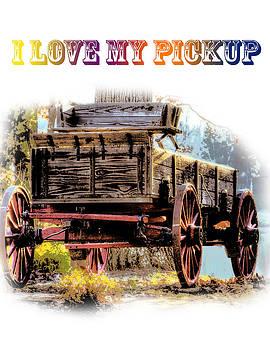Barry Jones - Wagon - Rustic - I Love My Pickup