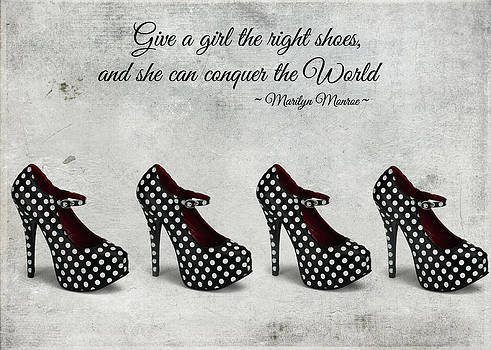 I Love Shoes by Julie Williams