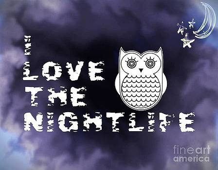 Daryl Macintyre - I Love The Nightlife