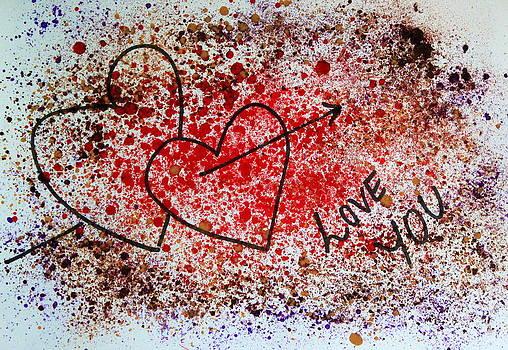 I Love You by Akshatha Karthik