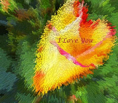 I Love You by Anne Mott