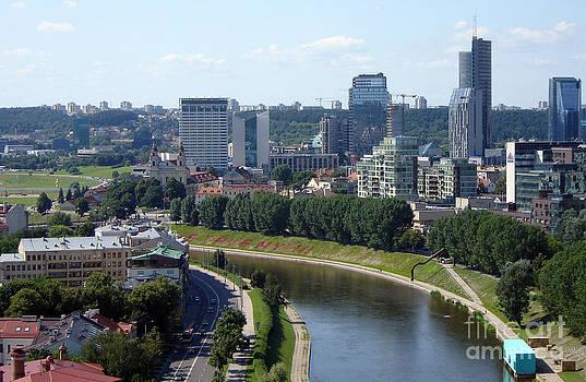 I Love You. Vilnius. Lithuania by Ausra Huntington nee Paulauskaite
