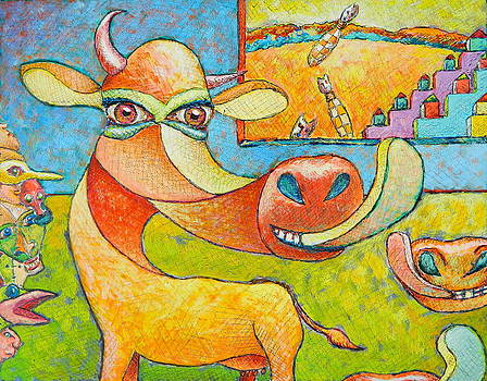 I Once knew a Cow by Ronald Walker