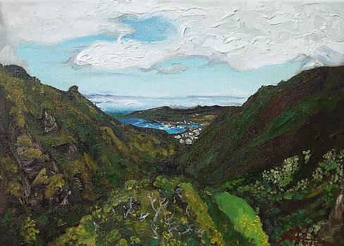 Iao Valley by Joseph Demaree