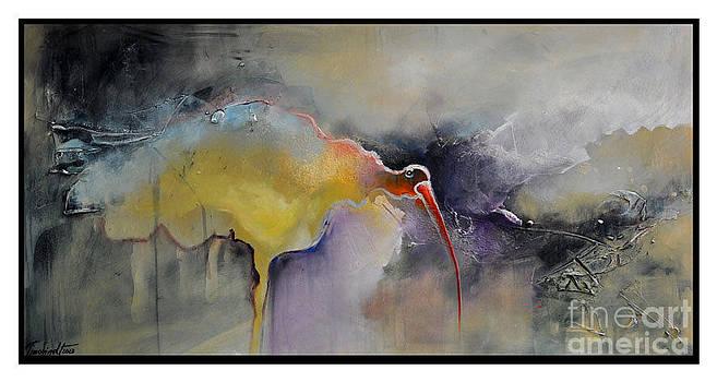 Ibis by David Figielek