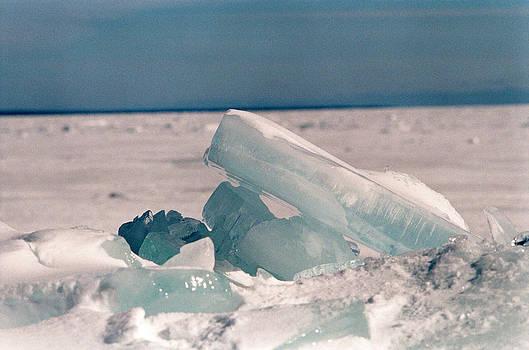 Ice by Brady D Hebert