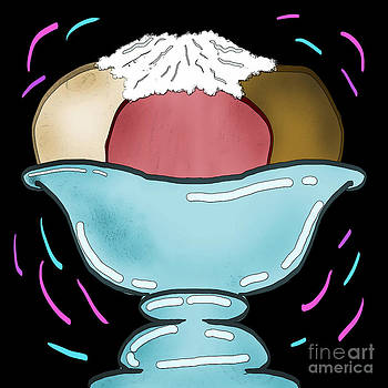 Ice Cream by Jose Benavides