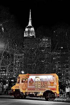 Ice Cream Truck  by Sarah Mullin