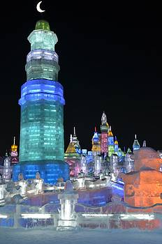 Ice Festival by Brett Geyer