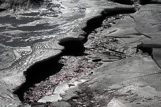 Ice impressionen by Silke Brubaker