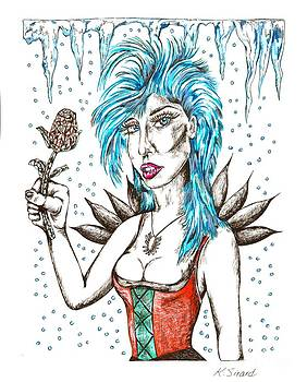 Ice by Karen Sirard