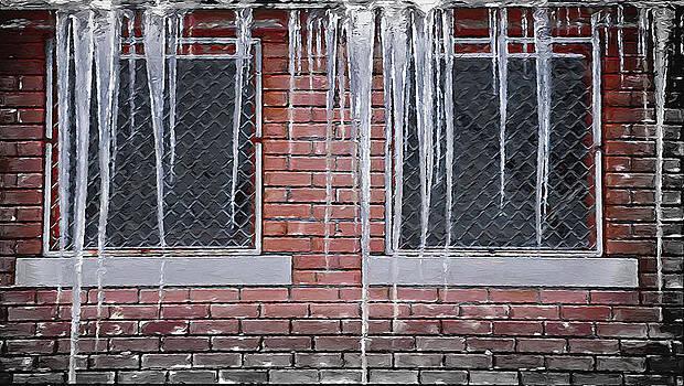 Steve Ohlsen - Ice Over Brick