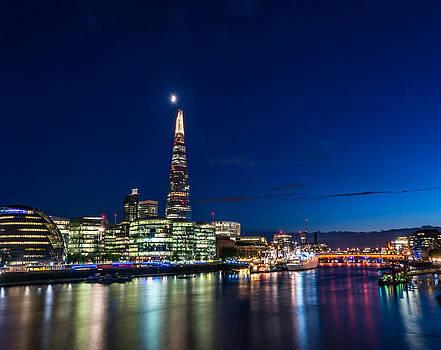 Ice Shard London by Kay Price