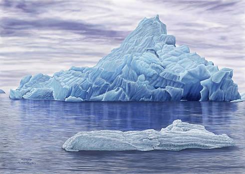 Iceberg by Michelle Moroz-Chymy