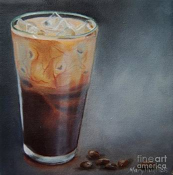 Iced Latte by Mary Hughes