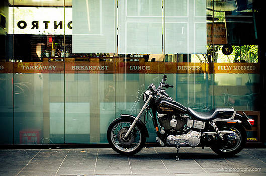 Idle Harley by Saiful Nasir