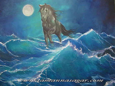 If wishes were horses by Tamanna  Sagar