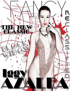 Iggy Azalea by GBS by Anibal Diaz