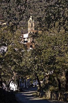 Iglesia Alajar by Luis oscar Sanchez