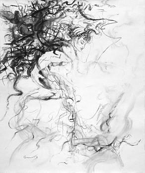 Ignudo 10 by Richard Claraval