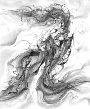 Ignudo 9 by Richard Claraval