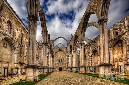 English Landscapes - Igreja do Carmo Church