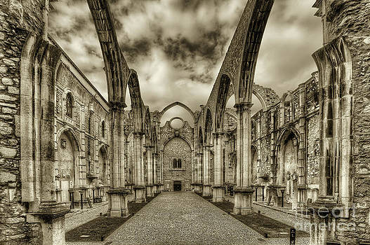 English Landscapes - Igreja do Carmo