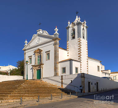 English Landscapes - Igreja Matriz de Estoi