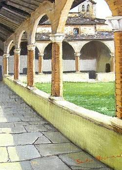 il loggiato delle Grazie by Sandro  Mulinacci