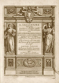 'il Saggiatore' (1623) by Library Of Congress