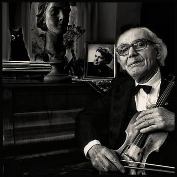 il violinista / foto Augusto De Luca. 38 by Augusto  De Luca