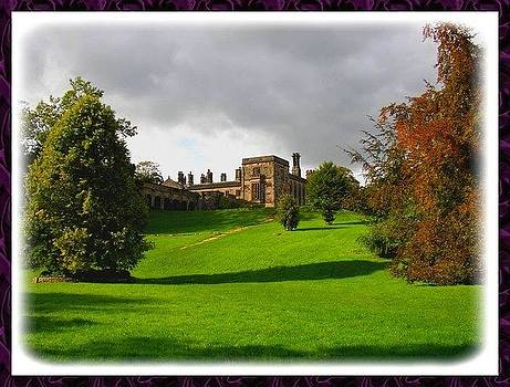 Ilam Hall by Geoff Cooper