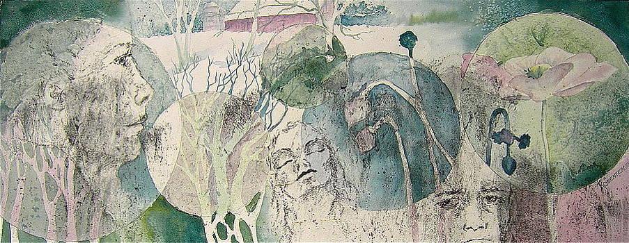 Illusive Search by Carolyn Rosenberger