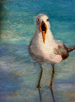 I'm the Gull by Marie Hamby